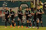 Atlético Nacional venció 0-2 a Deportivo Cali. Partido aplazado de la fecha 14 Liga Águila I-2018.