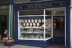 Jewellery shop, Woodbridge, Suffolk, England