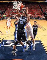 Duke guard Matt Jones (13) during an ACC basketball game Jan. 31, 2015 in Charlottesville, VA. Duke won 69-63.
