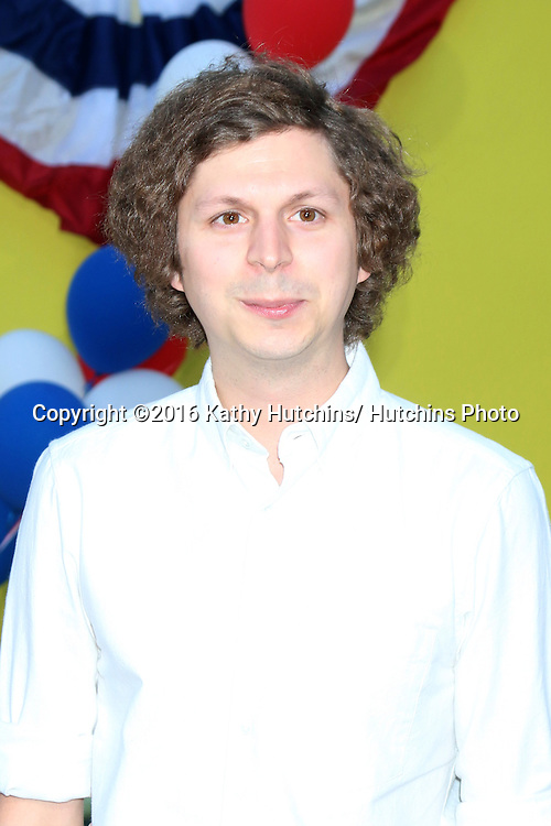 """LOS ANGELES - AUG 9:  Michael Cera at the """"Sausage Party"""" Premiere at the Village Theater on August 9, 2016 in Westwood, CA"""