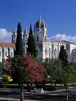 PRT, Portugal, Belém: Mosteiro dos Jerónimos de Belém (Kloster - 16. Jh) | PRT, Portugal, Belém: Mosteiro dos Jerónimos de Belém (monastery - 16th century)