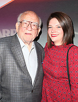 WEST HOLLYWOOD, CA - JANUARY 9- Ed Asner, Tylah Carrie, at Premiere Of Sony Pictures Classics' 'The Leisure Seeker' at the Pacific Design Center in West Hollywood, California on January 9, 2018. <br /> CAP/MPI/FS<br /> &copy;FS/MPI/Capital Pictures