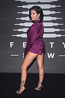 BROOKLYN, NY - SEPTEMBER 10: Halsey at Rihanna's second annual Savage X Fenty Show at Barclay's Center in Brooklyn, New York City on September 10, 2019. Credit: John Palmer/MediaPunch