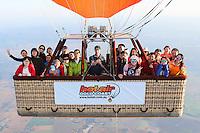 20151005 October 05 Hot Air Balloon Gold Coast