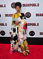 New York, NY - May 14: Zazie Beetz  attends the 'Deadpool 2' screening at AMC Loews Lincoln Square on May 14, 2018 in New York City..  <br /> CAP/MPI/PAL<br /> &copy;PAL/MPI/Capital Pictures