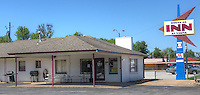 The Route 66 Inn at Vinita Oklahoma is a classic Route 66 motel.