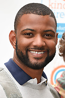 JB Gill<br /> arrives for the In Kind Direct's 20th Birthday Celebration at The Royal Hospital, Chelsea , London. <br /> <br /> <br /> ©Ash Knotek  D3291  07/08/2017