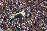 FIS Ski Jumping World Cup - 4 Hills Tournament 2019 in Innsvruck on January 4, 2019;  Noriaki Kasai (JPN) in action
