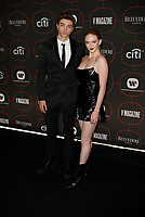 LOS ANGELES, CA - FEBRUARY 07: Gavin Casalegno and Larsen Thompson  attends the Warner Music Pre-Grammy Party at the NoMad Hotel on February 7, 2019 in Los Angeles, California.  <br /> CAP/MPI/IS<br /> &copy;IS/MPI/Capital Pictures