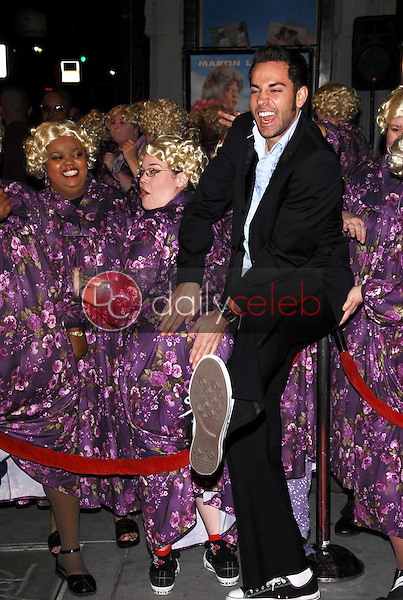 Zachary Levi<br />at the premiere of &quot;Big Momma's House 2&quot;. Grauman's Chinese Theatre, Hollywood, CA 01-25-06<br />Dave Edwards/DailyCeleb.com 818-249-4998