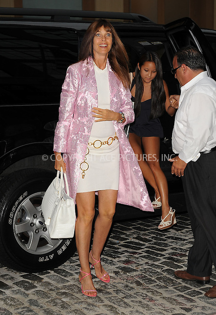 WWW.ACEPIXS.COM . . . . . ....June 28 2010, New York City....Model Carol Alt arriving at The Cinema Society & Piaget screening of 'Twilight Saga: Eclipse' at the Crosby Street Hotel on June 28, 2010 in New York City. ....Please byline: KRISTIN CALLAHAN - ACEPIXS.COM.. . . . . . ..Ace Pictures, Inc:  ..(212) 243-8787 or (646) 679 0430..e-mail: picturedesk@acepixs.com..web: http://www.acepixs.com