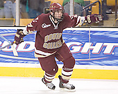 Joe Rooney - The Boston College Eagles defeated the University of Maine Black Bears 4-1 in the Hockey East Semi-Final at the TD Banknorth Garden on Friday, March 17, 2006.