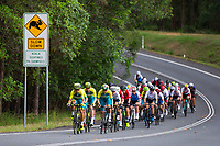 Picture by Alex Whitehead/SWpix.com - 14/04/2018 - Commonwealth Games - Cycling Road - Currumbin Beachfront, Gold Coast, Australia - Women's Road Race.