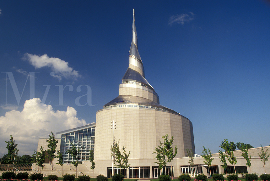 Mormons, Reorganized Church of Jesus Christ of Latter Day Saints, Independence, MO, Missouri, Community of Christ World Headquarters in Independence.