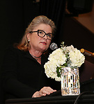 Kate Mulgrew attends The Vineyard Theatre's Emerging Artists Luncheon at The National Arts Club on November 9, 2017 in New York City.