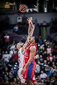 2017 Euroleague Basketball Crvena Zvezda v CSKA Moscow Nov 15th