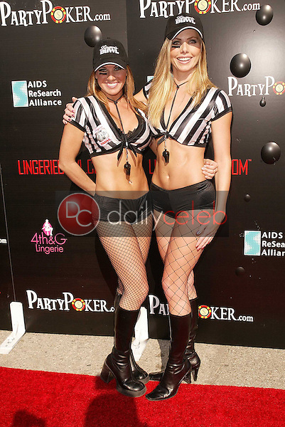 Holly Lei and Natalie Matthews