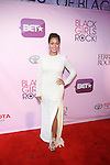 La La Anthony Attends Black Girls Rock!(TM) 2011 Honoring Angela Davis, Shirley Caesar, Taraji P. Henson, Laurel J. Richie, Imani Walker, Malika Saada Saar, and Tatyana Ali Hosted by Tracee Ellis Ross and Regina King  at the PARADISE THEATER BRONX, NY   10/15/11