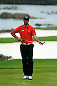 Alvaro Quiros (ESP) during the third round of the Omega Mission Hills World Cup played at The Blackstone Course, Mission Hills Golf Club on November 26th in Haikou, Hainan Island, China.( Picture Credit / Phil Inglis )