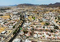 Vista aerea del bulevar Morelos final en el norte de Hermosillo. Cerro del Bachoco.<br /> (Photo: Luis Gutierrez / NortePhoto)<br /> ...<br /> keywords: dji, a&eacute;rea, djimavic, mavicair, aerial photo, aerial photography, Paisaje urbano, fotografia a&eacute;rea, foto a&eacute;rea, urban&iacute;stico, urbano, urban, plano, arquitectura, arquitectura, dise&ntilde;o, dise&ntilde;o arquitect&oacute;nico, arquitect&oacute;nico, urbe, ciudad, capital, luz de dia, dia urbe, ciudad, Hermosillo, outdoor,