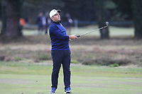 Francesco Molinari (ITA) on the 12th fairway during Round 1of the Sky Sports British Masters at Walton Heath Golf Club in Tadworth, Surrey, England on Thursday 11th Oct 2018.<br /> Picture:  Thos Caffrey | Golffile<br /> <br /> All photo usage must carry mandatory copyright credit (© Golffile | Thos Caffrey)
