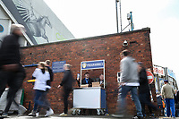 A general view of scenes outside Elland Road, home of Leeds United<br /> <br /> Photographer Alex Dodd/CameraSport<br /> <br /> The EFL Sky Bet Championship - Leeds United v Swansea City - Saturday 31st August 2019 - Elland Road - Leeds<br /> <br /> World Copyright © 2019 CameraSport. All rights reserved. 43 Linden Ave. Countesthorpe. Leicester. England. LE8 5PG - Tel: +44 (0) 116 277 4147 - admin@camerasport.com - www.camerasport.com