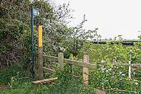 Public footpath - Rutland