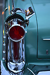 Bellmore, New York, USA. 11th August 2017.  Hundreds of classic and custom cars are on display at Bellmore Friday Night Car Show, in the parking lot of the LIRR Bellmore station. This traditional Long Island event is hosted by the Chamber of Commerce of the Bellmores