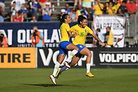 Japan vs Brazil, July 29, 2018