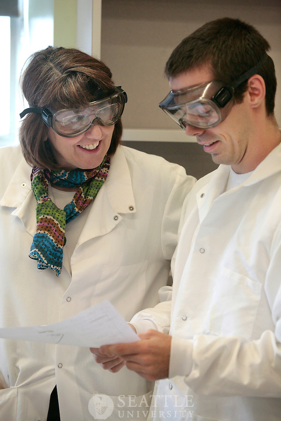 10272010- Chemistry Labs, Seattle University, College of Science and Engineering
