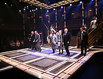 """during the Curtain Call for Signature presents """"Grand Hotel - The Musical"""" at The Signature Theatre on April 27, 2019 in Arlington, Virginia - The Musical."""