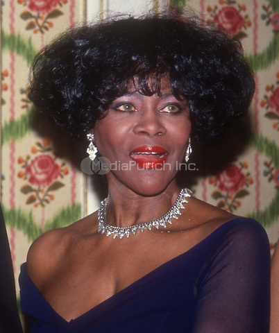 Cicely Tyson 1991<br /> Photo By John Barrett/PHOTOlink.net /MediaPunch