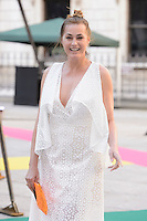 Yasmin Le Bon at the Royal Academy of Arts Summer Exhibition 2015 at the Royal Academy, London. <br /> June 3, 2015  London, UK<br /> Picture: Dave Norton / Featureflash