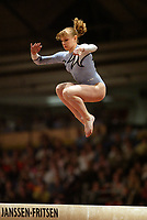 May 02, 2004; Amsterdam, Netherlands; ALINA KOZICH of Ukraine performs at 2004 European Championships Artistic Gymnastics.<br /> Mandatory Credit: Tom Theobald/ ZUMA Press.<br /> (&copy;) Copyright 2004 Tom Theobald