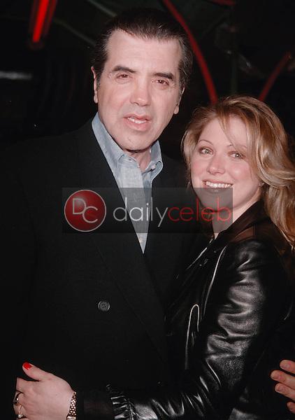 Chazz Palminteri and wife Gianna Rinado