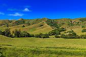 Paysage de la côte ouest, région de Bourail, Nouvelle-Calédonie