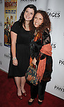 "HOLLYWOOD, CA. - June 23: Melissa Manchester and daughter Hannah arrive at Broadway LA Presents: ""In The Heights"" - Opening Night at the Pantages Theatre on June 23, 2010 in Hollywood, California.."