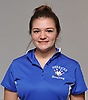 Victoria Arcese of Herricks poses for a portrait during the Newsday girls bowling season preview photo shoot at company headquarters on Tuesday, Dec. 13, 2016.
