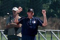 Baseball - MLB Academy - Tirrenia (Italy) - 19/08/2009 - Bruce Hurst