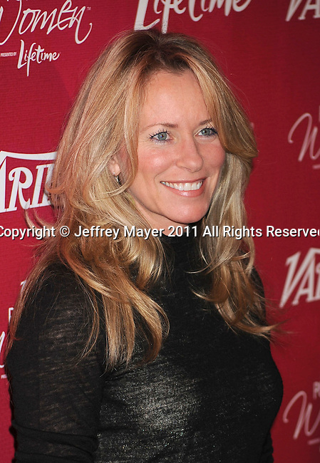 BEVERLY HILLS, CA - SEPTEMBER 23: Deana Carter arrives at the 3rd Annual Variety's Power of Women Event presented by Lifetime at the Beverly Wilshire Four Seasons Hotel September 23, 2011 in Beverly Hills, United States.