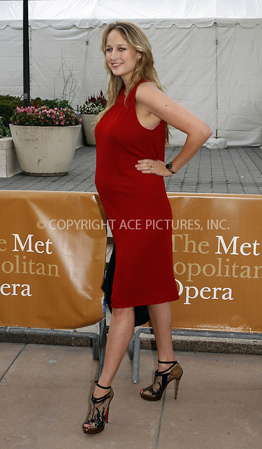 WWW.ACEPIXS.COM . . . . .  ....September 21 2009, New York City....Leelee Sobieski at the Metropolitan Opera opening night with a performance of 'Tosca' at the Lincoln Center for the Performing Arts on September 21, 2009 in New York City.....Please byline:NANCY RIVERA - ACEPIXS.COM.... *** ***..Ace Pictures, Inc:  ..tel: (212) 243 8787..e-mail: info@acepixs.com..web: http://www.acepixs.com