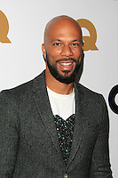 LOS ANGELES, CA - NOVEMBER 13: Common at the GQ Men Of The Year Party at Chateau Marmont on November 13, 2012 in Los Angeles, California.  Credit: MediaPunch Inc. /NortePhoto/nortephoto@gmail.com