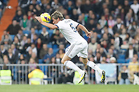 Real Madrid CF vs Athletic Club de Bilbao (5-1) at Santiago Bernabeu stadium. The picture shows Fabio Coentrao. November 17, 2012. (ALTERPHOTOS/Caro Marin) NortePhoto
