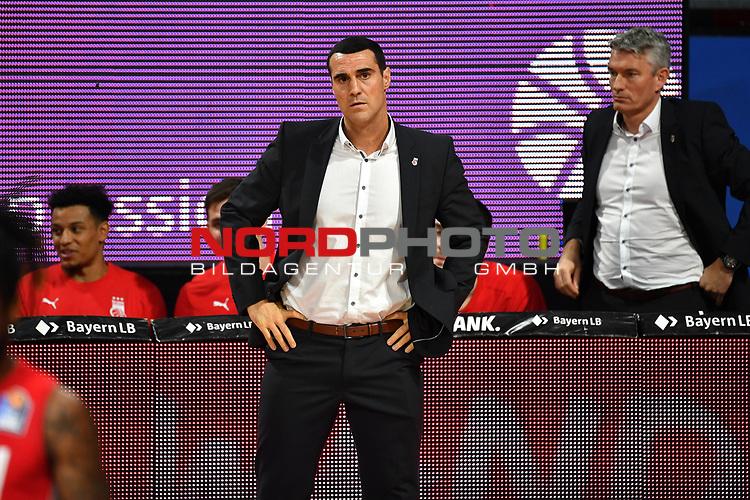 Roel MOERS (Trainer BA),<br /> <br /> Basketball 1.Bundesliga,BBL, nph0001-Finalturnier 2020.<br /> Viertelfinale am 18.06.2020.<br /> <br /> BROSE BAMBERG-EWE BASKETS OLDENBURG 81-86.<br /> Audi Dome<br /> <br /> Foto:Frank Hoermann / SVEN SIMON / /Pool/nordphoto<br /> <br /> National and international News-Agencies OUT - Editorial Use ONLY