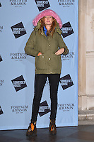 Alice Inge<br /> at the launch of the Skate at Somerset House ice rink, London.<br /> <br /> ©Ash Knotek  D3199  16/11/2016