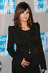 "GINA GERSHON. Red Carpet arrivals to the L.A. Gay & Lesbian Center's ""An Evening with Women: Celebrating Art, Music & Equality,"" featuring Renee Zellweger and Sarah Silverman and hosted by Gina Gershon. Beverly Hills, CA, USA.  May 1, 2010."