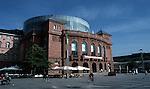 Theatre of Mainz, Rheinland-Pfalz, Germany<br /> <br /> Teatro de Maguncia, Rheinland-Pfalz, Alemania<br /> <br /> Staatstheater Mainz, Rheinland-Pfalz, Deutschland<br /> <br /> 2464 x 1464 px<br /> Original: 35 mm slide transparancy