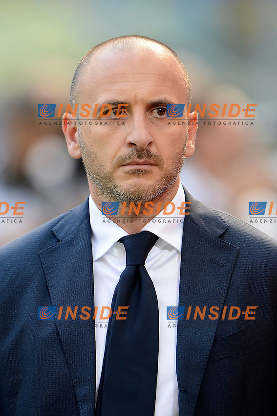 Piero Ausilio Inter<br /> Milano 25-09-2016 Stadio Giuseppe Meazza - Football Calcio Serie A Inter - Bologna. Foto Giuseppe Celeste / Insidefoto