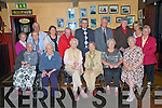 Maureen O'Mahony and Pat Barrow, centre, pictured with the friends from Holy Cross Day care centre, Killarney, when they celebrted their 90th birthdays in Kate Kearneys, Beaufort on Wednesday. Helping them celebrate were Aggie Fleming, Tim O'Leary, Jo Mullarkey, Marie Murphy, Anne O'Connor, Eileen Somers, Pat Doyle, Geraldine O'Sullivan, Jerry O'Sullivan, Tomas O'Brien, Eric Ridout, Dan Cahill, Marcella O'Toole and Nora Heery.