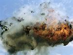 Untitled Explosion #Y9CF, 2007
